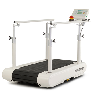 Body-Weight Suspension Treadmill